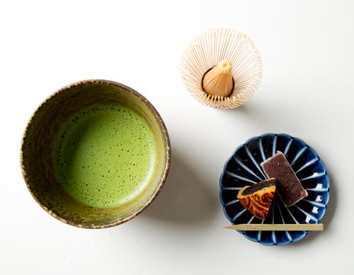 京都MACCHA HOUSE 抹茶館-森半抹茶