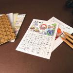 「わたしトラベル」(702日圓) 【内容】旅程×1枚、旅の日記×3枚、スタンプ帳×1枚、ワンポイントデザイン×5柄(各1枚)、 食事の記録×3枚、何でもリスト×1枚、シール1枚(19ピース)、紙ファイル×1枚