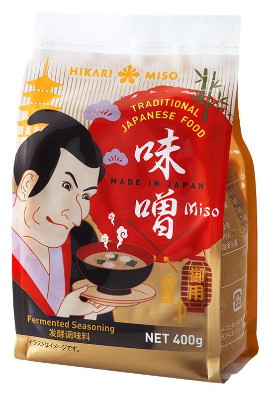 「日本的味噌」(400g/價格由零售商決定)