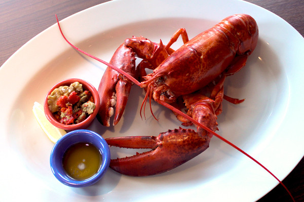 環球影城龍蝦餐廳Red Lobster-招牌菜「Live Lobster」