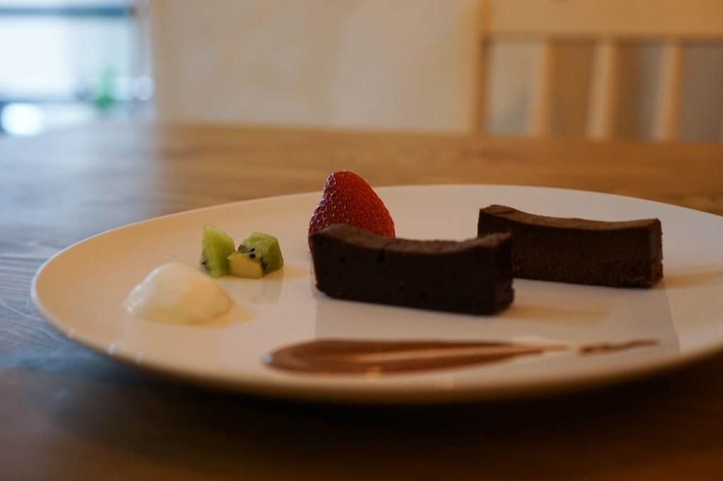 【結束營業】轉換位置並在新町開設了常設店面的『巧克力研究所 大阪新町店』