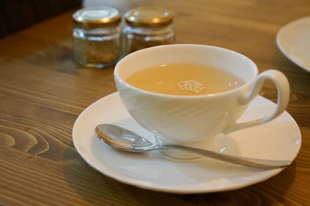 巧克力研究所-熱薑茶