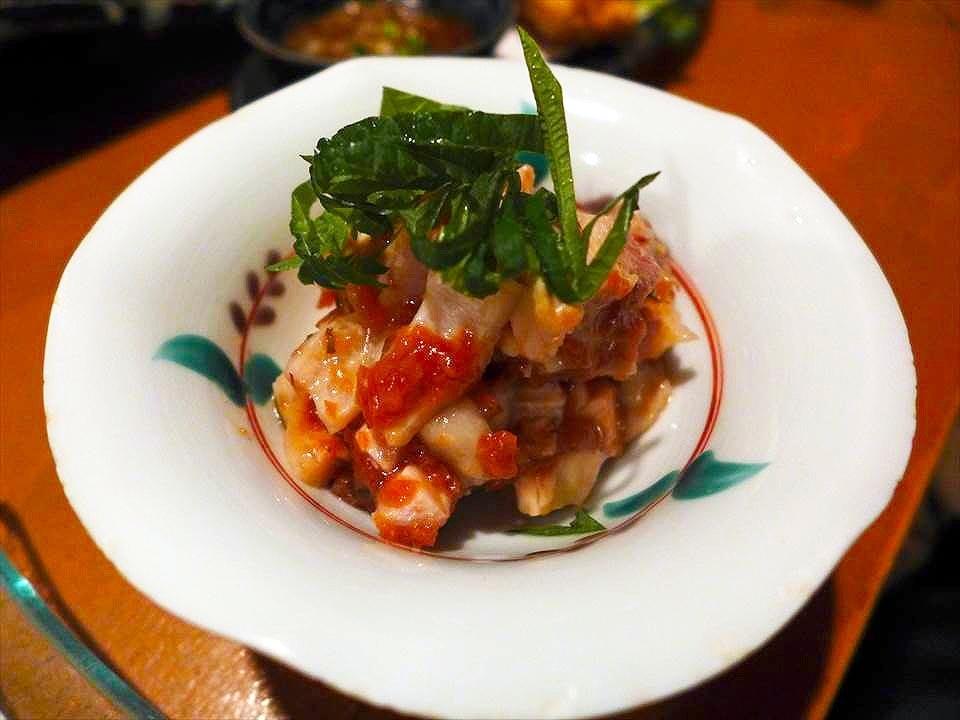烤雞肉串 WA鶏BAR-脖子肉