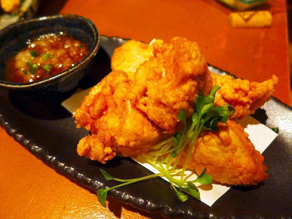 烤雞肉串 WA鶏BAR-炸雞