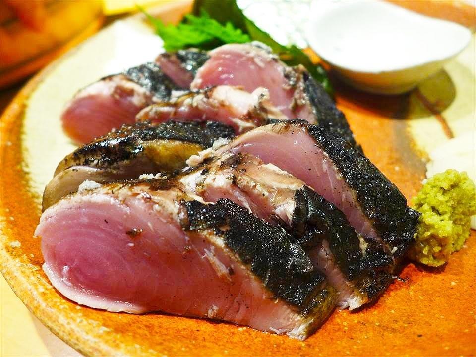大阪海鮮料理 寅八商店-鰹魚