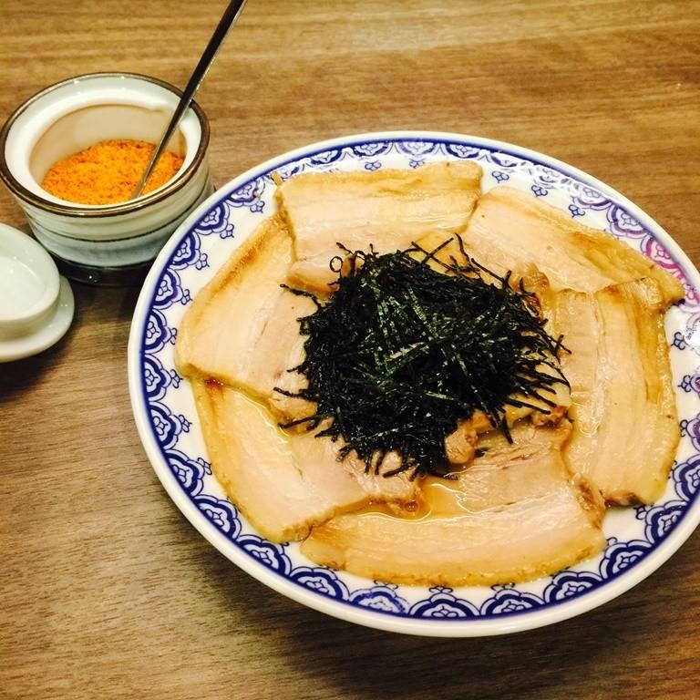 神戶一蘭拉麵-釜醬豚骨叉燒片