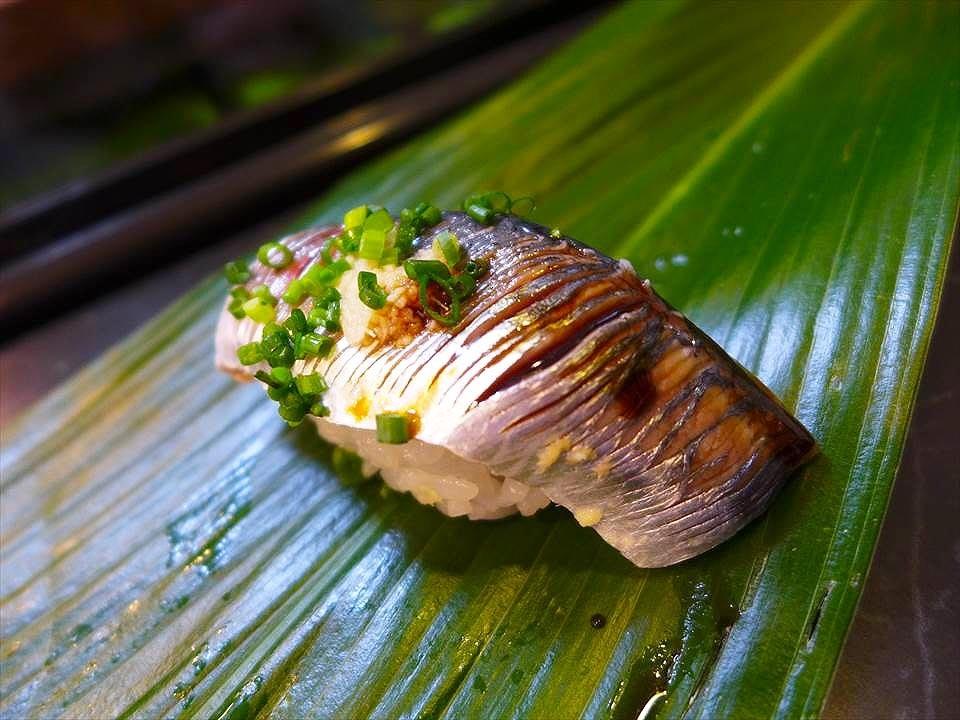 大阪壽司銀-白帶魚