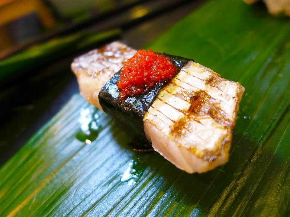 大阪壽司銀-沙丁魚