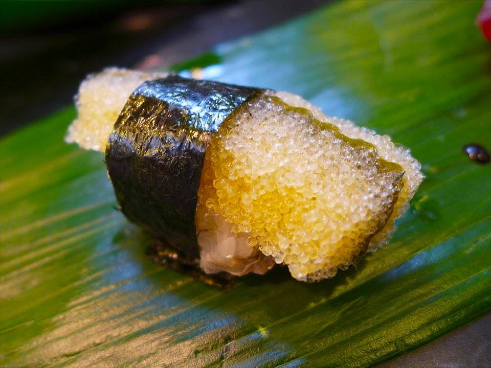大阪壽司銀-鯡魚卵