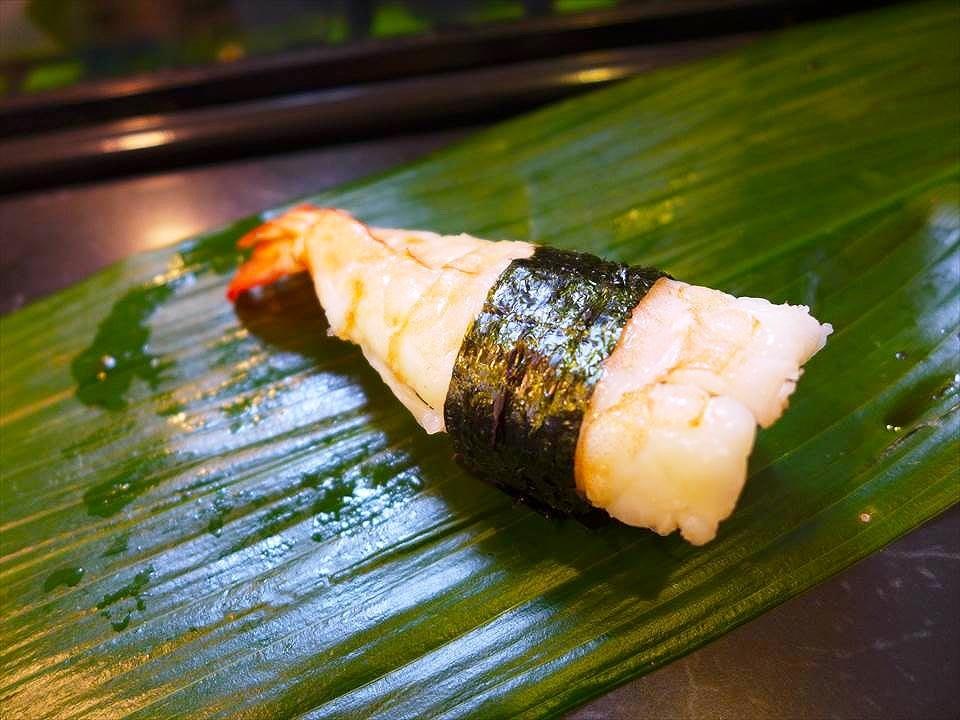 大阪壽司銀-蝦