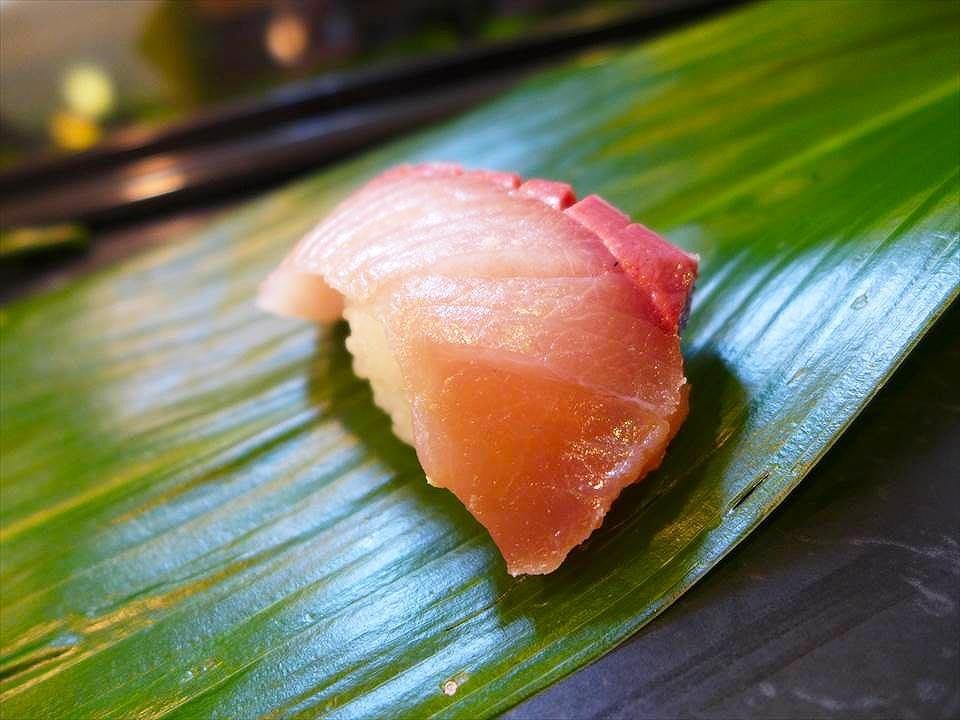 大阪壽司銀-鰤魚