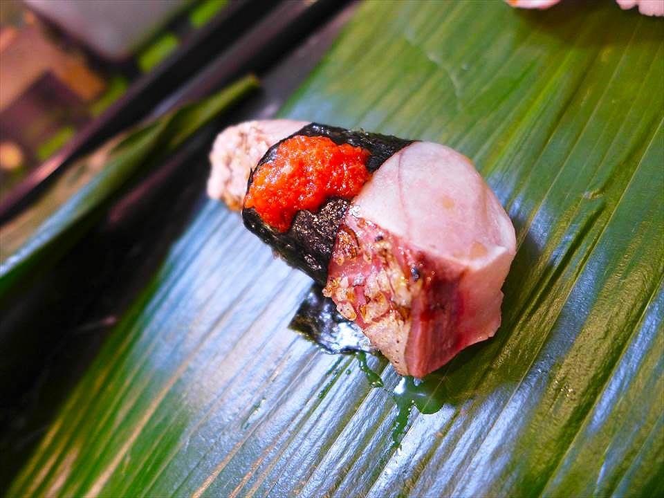 大阪壽司銀-黃帶擬鰺