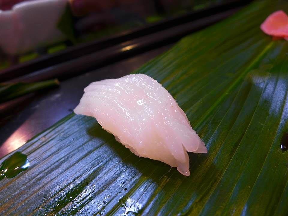 大阪壽司銀-魷魚