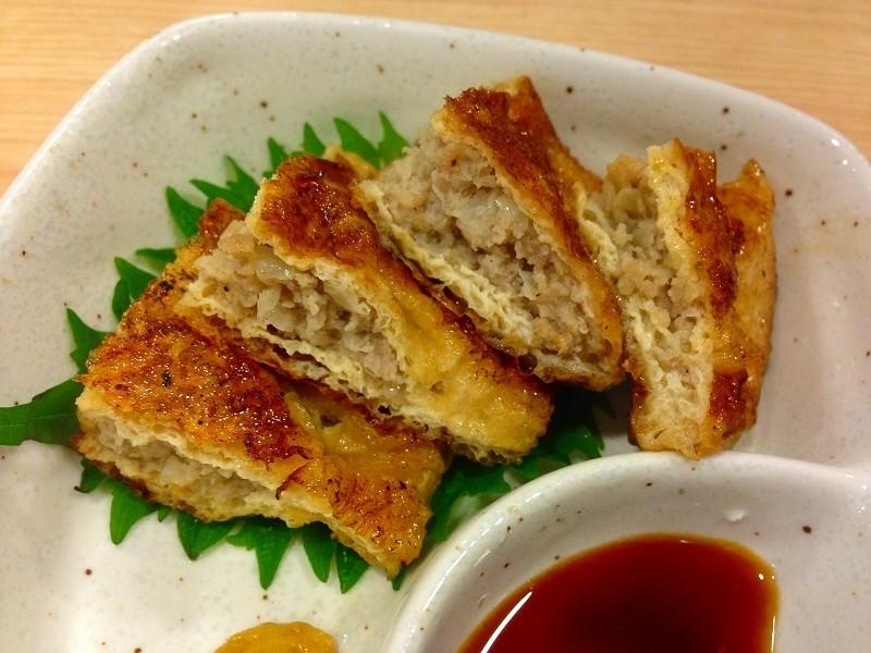 大阪Sutekiya-豆皮煎餃