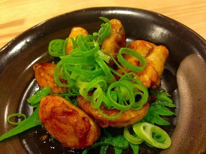 大阪Sutekiya-魚白烤奶油