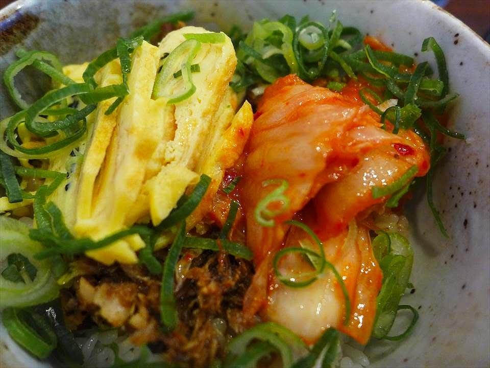 大阪麵屋 SALT-鹽味拉麵+綜合丼飯