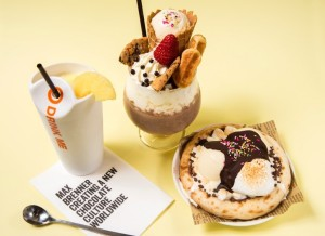 MAX BRENNER CHOCOLATE BAR夏メニューメイン