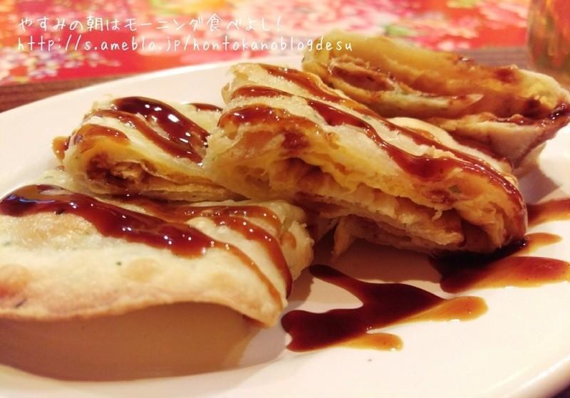 味庵茶坊-台灣早餐-蛋餅
