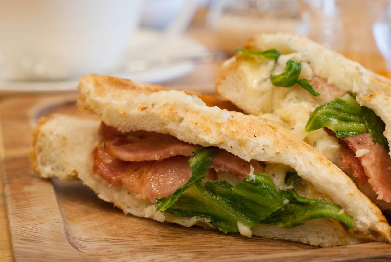 TeeTa-熱三明治