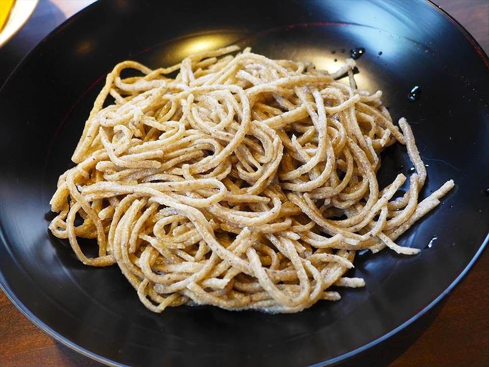 蕎麥斐川-蕎麥麵細麵 套餐