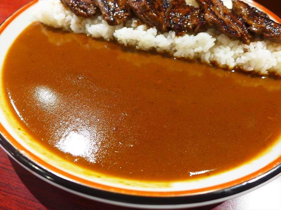 大阪獅子咖哩-牛排咖哩