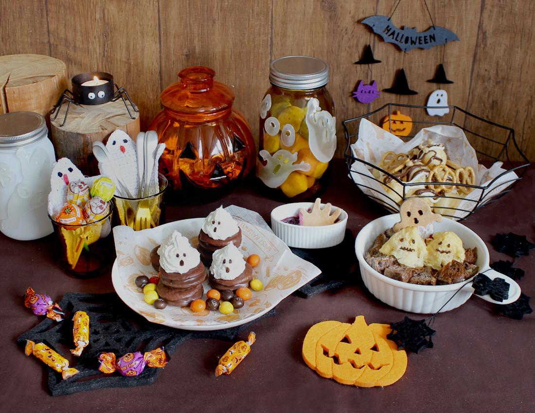 【已結束】用『Kitchen Kitchen』的桌上裝飾小物在家同樂萬聖節!