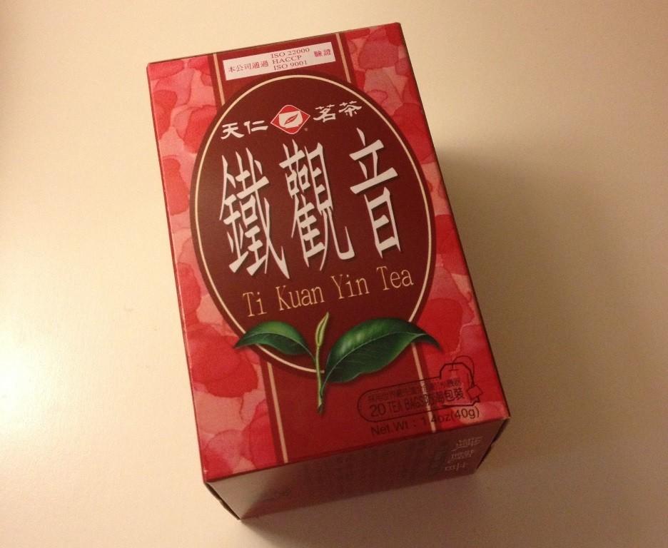 鐵觀音茶包