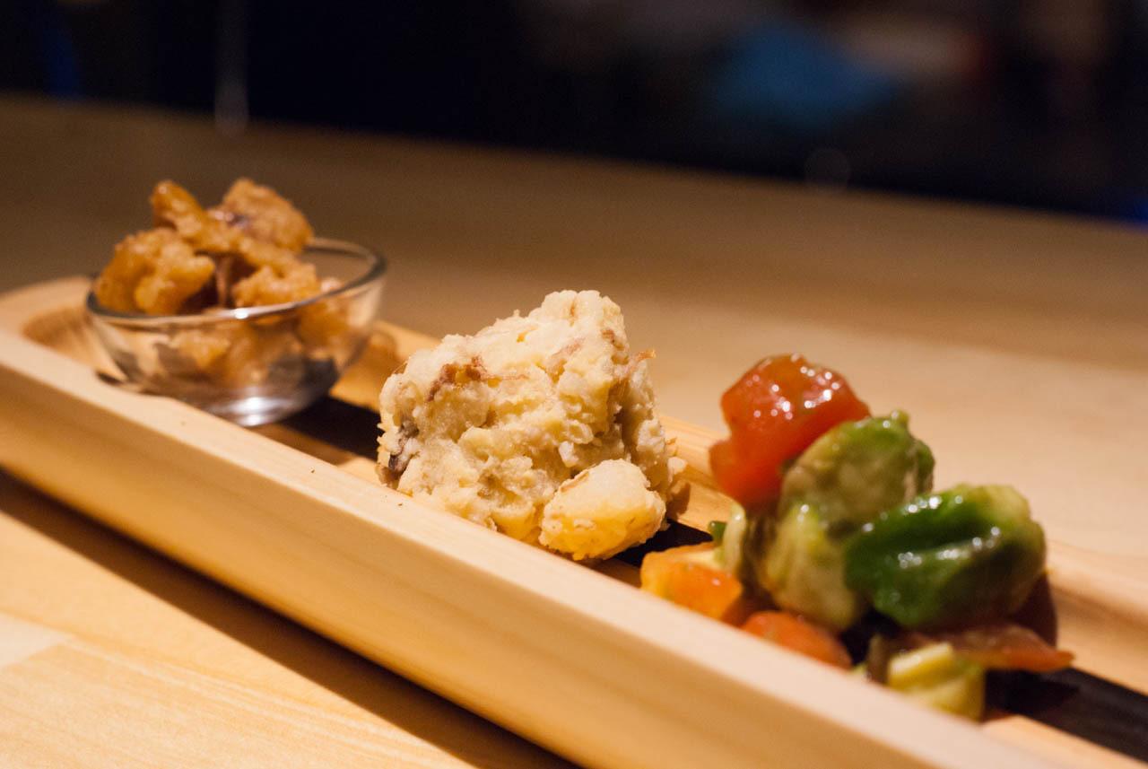 京都啤酒吧ICHI-YA-嚴選8種下酒菜組合