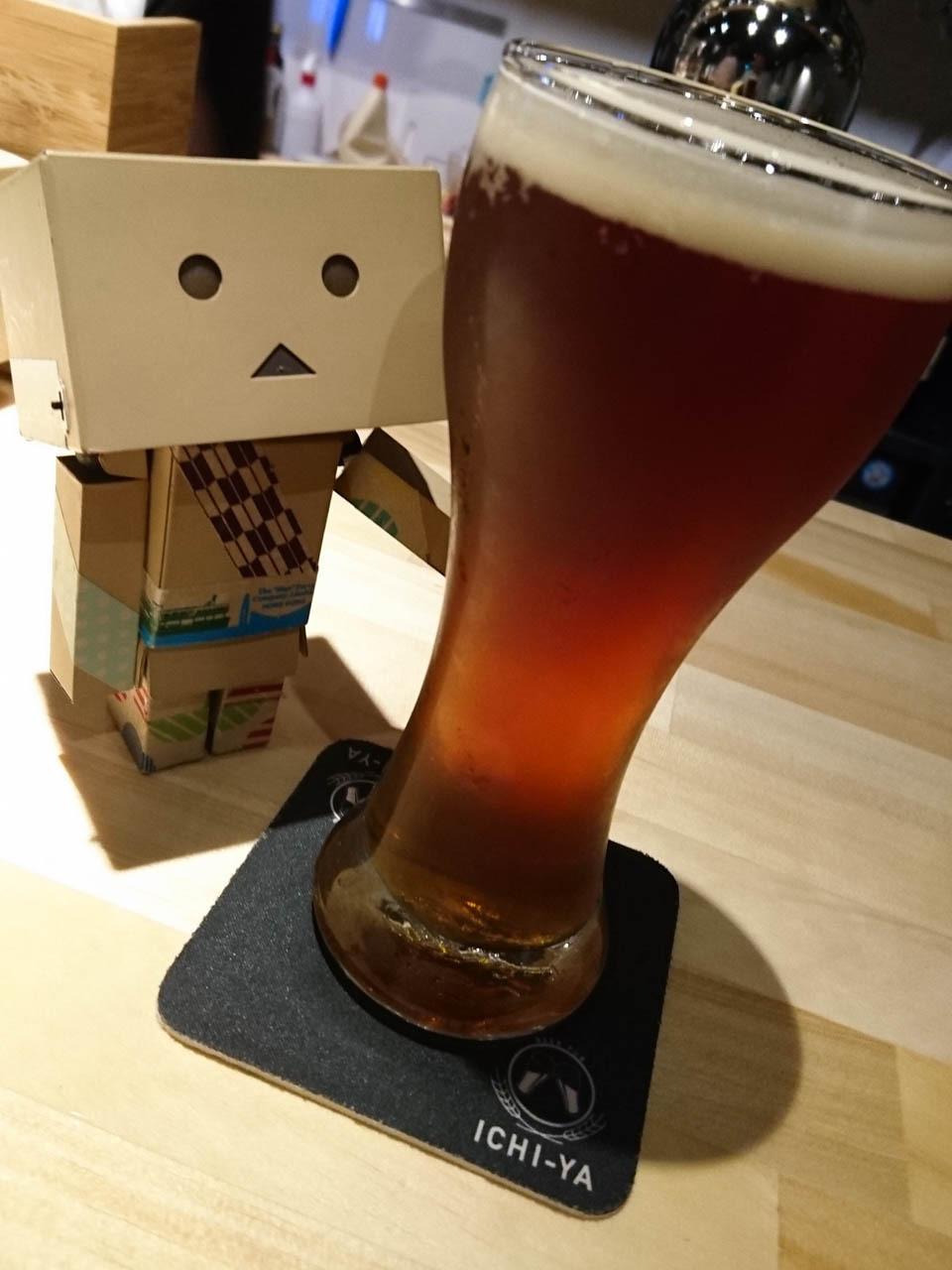 京都啤酒吧ICHI-YA-薑汽水