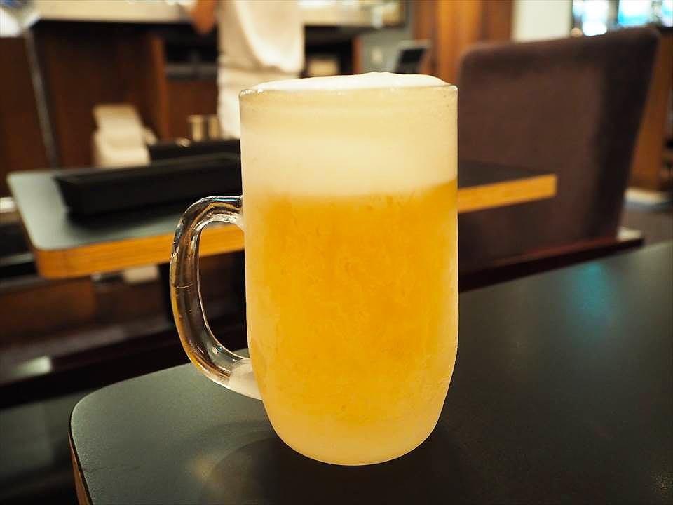 關西機場MARGHERITA KITCHEN-生啤酒