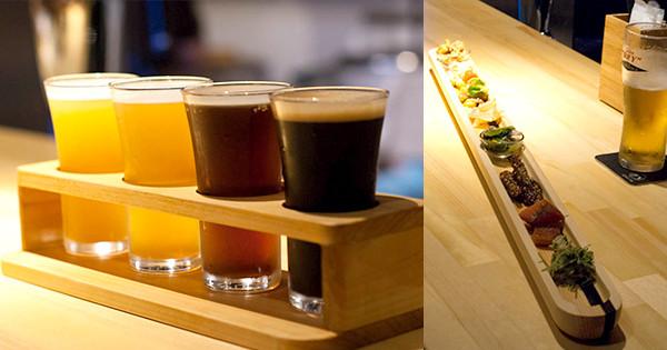 精釀啤酒與京都家常菜。京都市中京區『ICHI-YA』