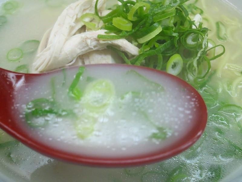 大阪拉麵 喜六-蔥香雞肉拉麵