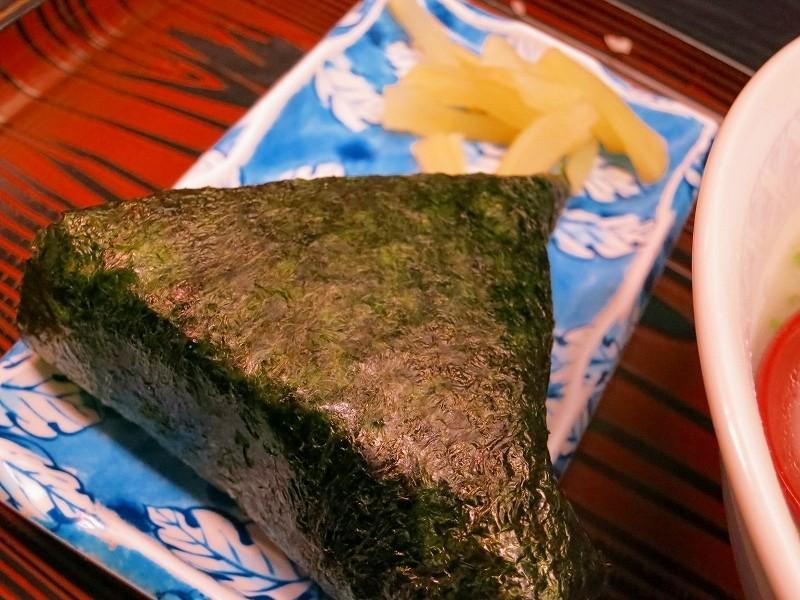 大阪拉麵 喜六-飯糰