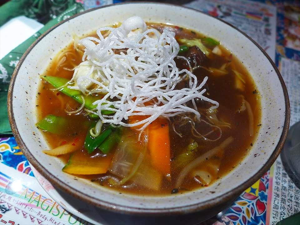 大阪湯咖哩MAGIC SPICE-牛肉咖哩