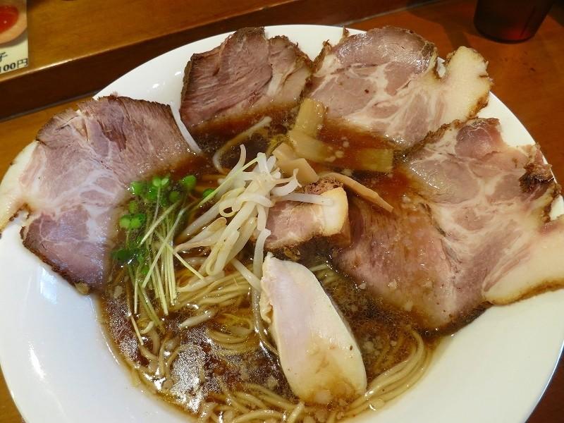 清麵屋-叉燒黑蕎麥麵