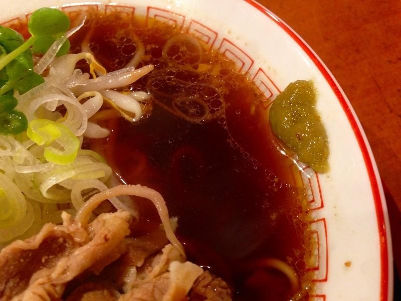 大阪清麵屋-和風醬油肉片湯麵