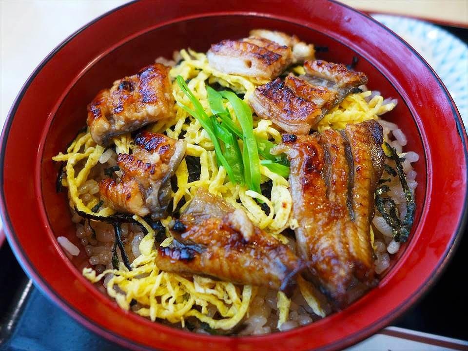 江戶燒 鰻Etou-鰻魚蓋飯三吃