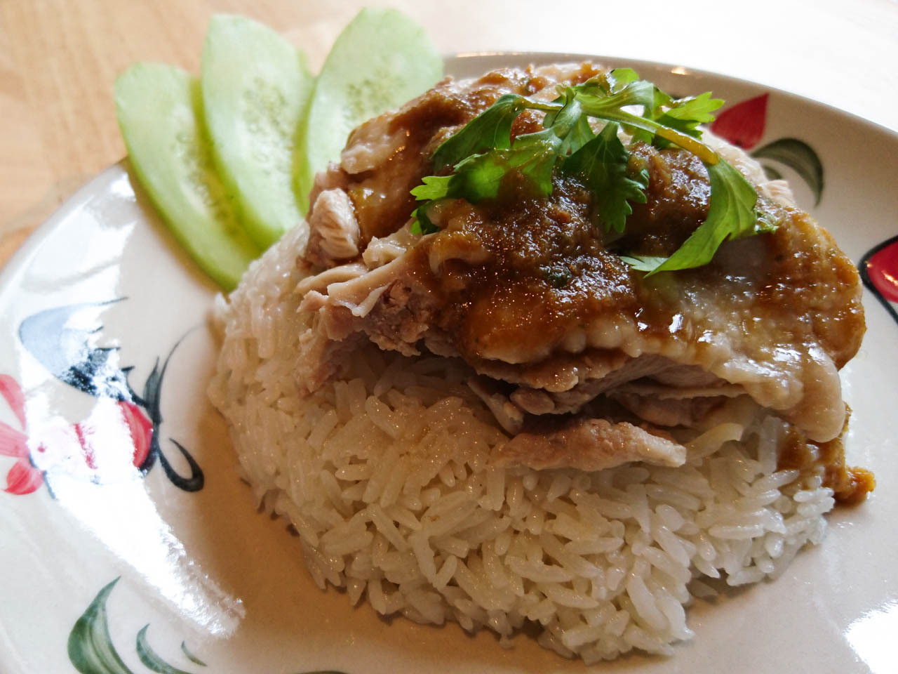 輕鬆享受復古城鎮‧中崎町的『busaba』泰式午餐!