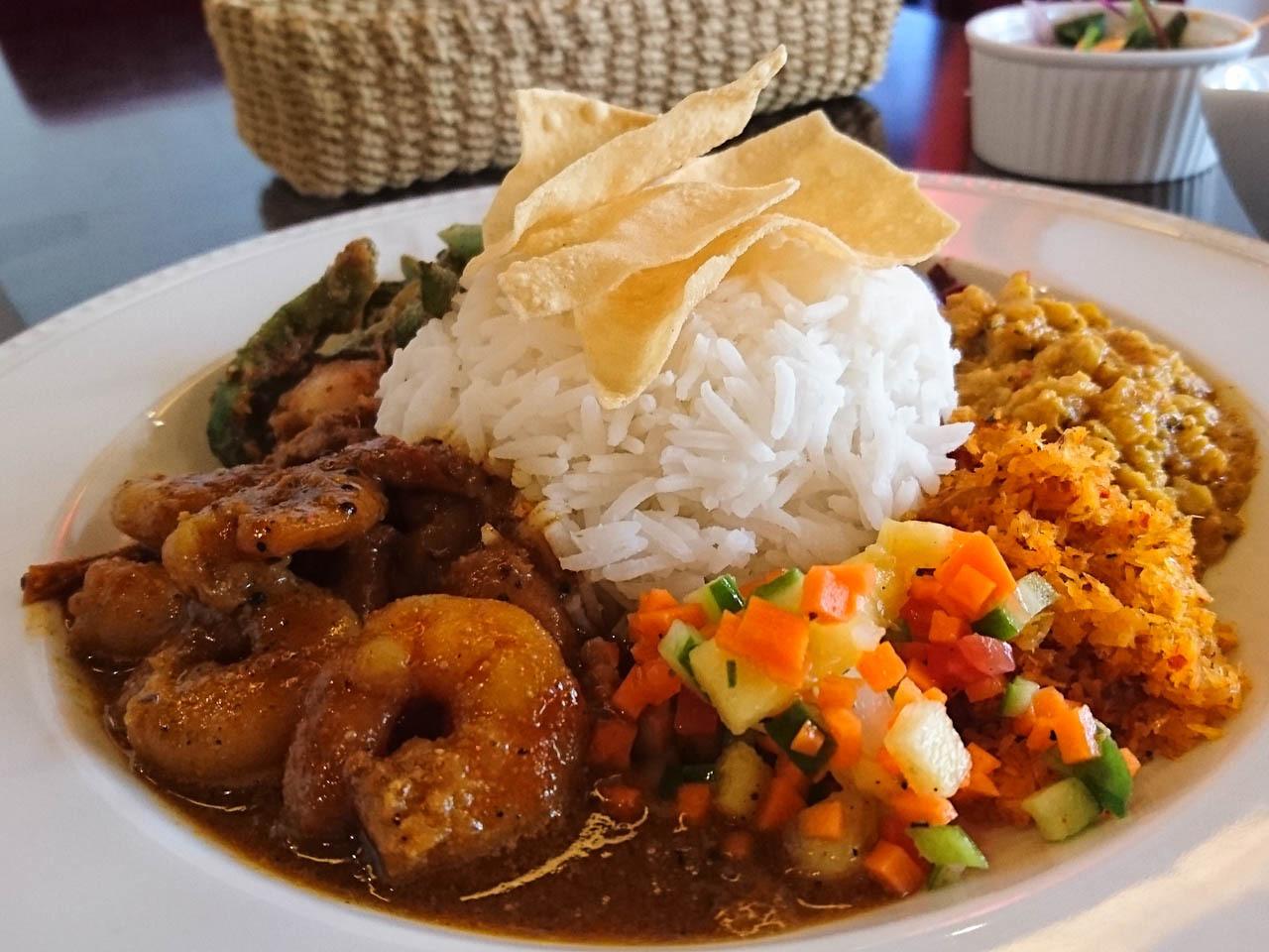 大阪斯里蘭卡料理AMBALAMA-套餐