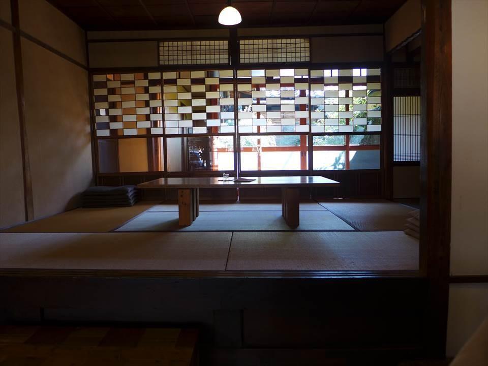 京都‧鞍馬口的古民厝咖啡廳『Prangipani』