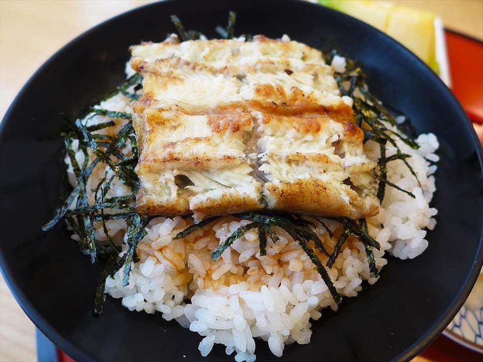 江戶燒 鰻Etou-白燒鰻魚蓋飯套餐
