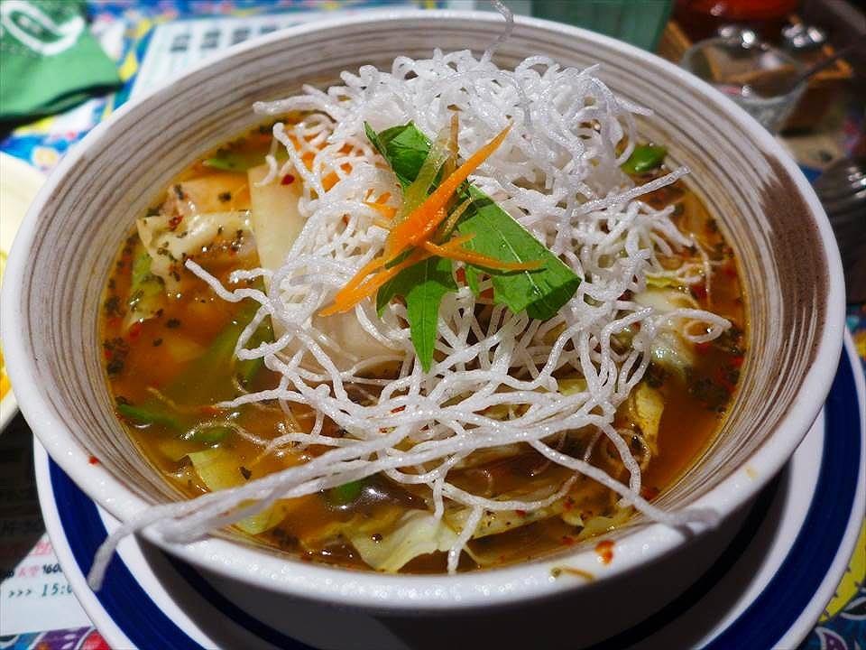 這間店的湯咖哩果然是最棒的!櫻川的湯咖哩『MAGIC SPICE』