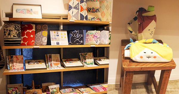 日本傳統×古典時尚設計!在日本手拭(手ぬぐい)專賣店『Nijiyura(にじゆら)』尋找伴手禮!