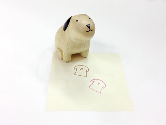 大阪雜貨ONLY PLANET-動物印章