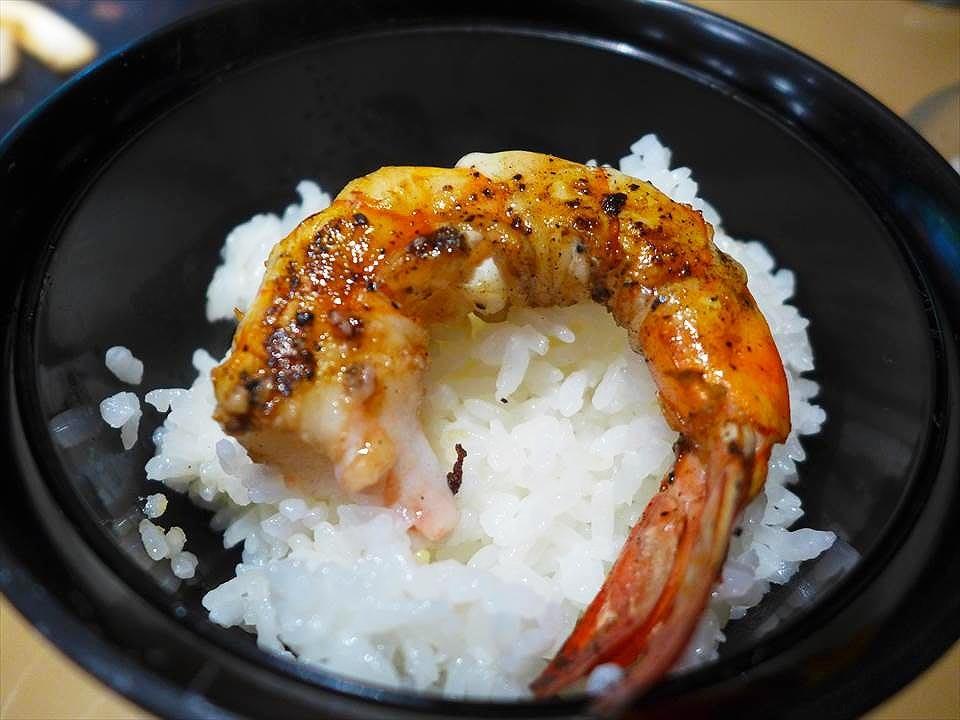 大阪牛排の末廣-石烤牛肉海鮮雙拼套餐