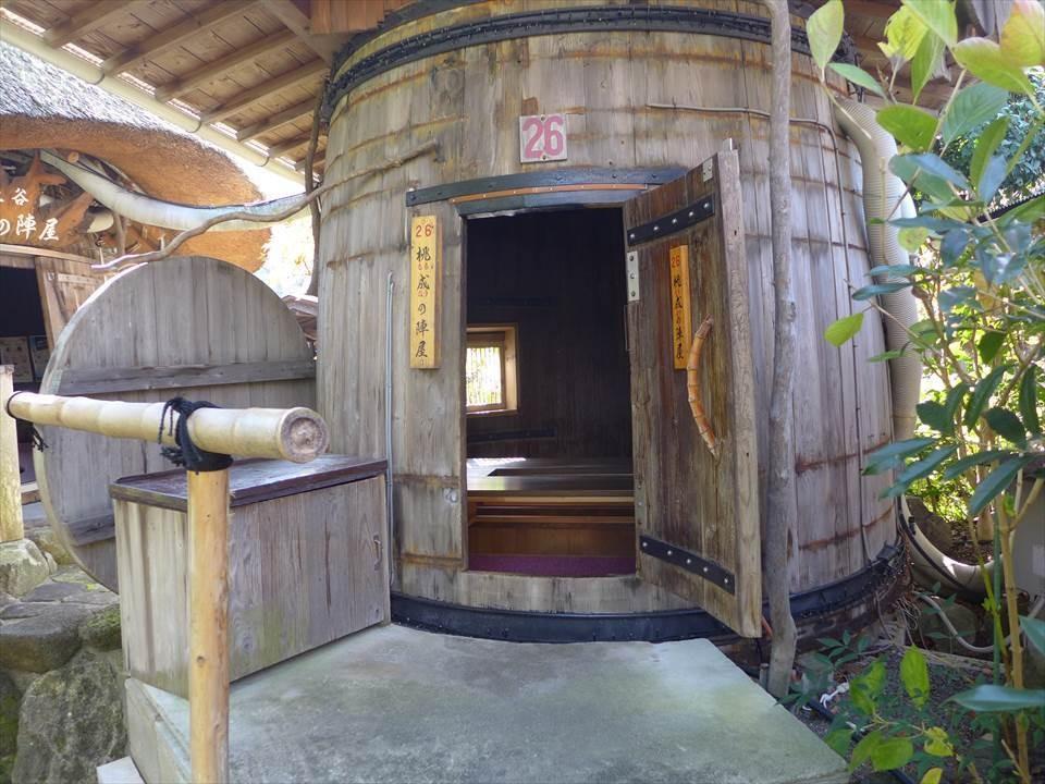 所有包廂皆為「橡木桶包廂」!! 岸和田『橡木桶的店 山麓苑(たるの店 山麓苑)』
