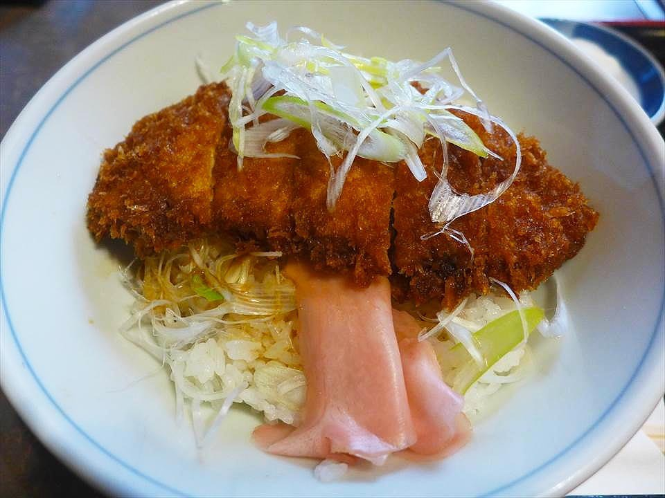 大阪麵處 松本-炸豬排蓋飯