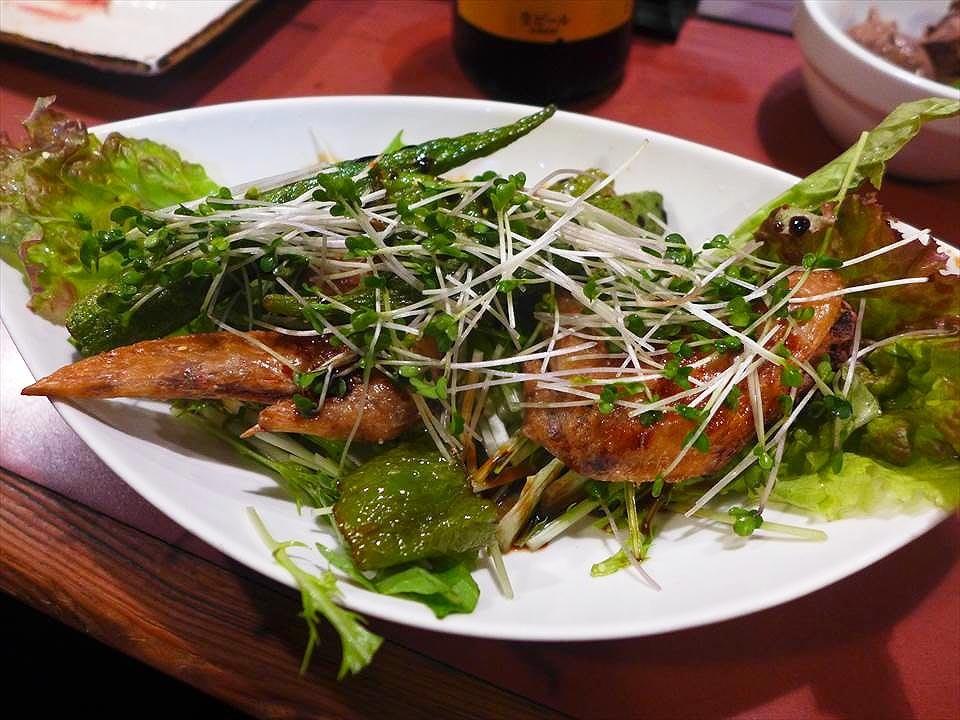 大阪烤雞肉串安喜