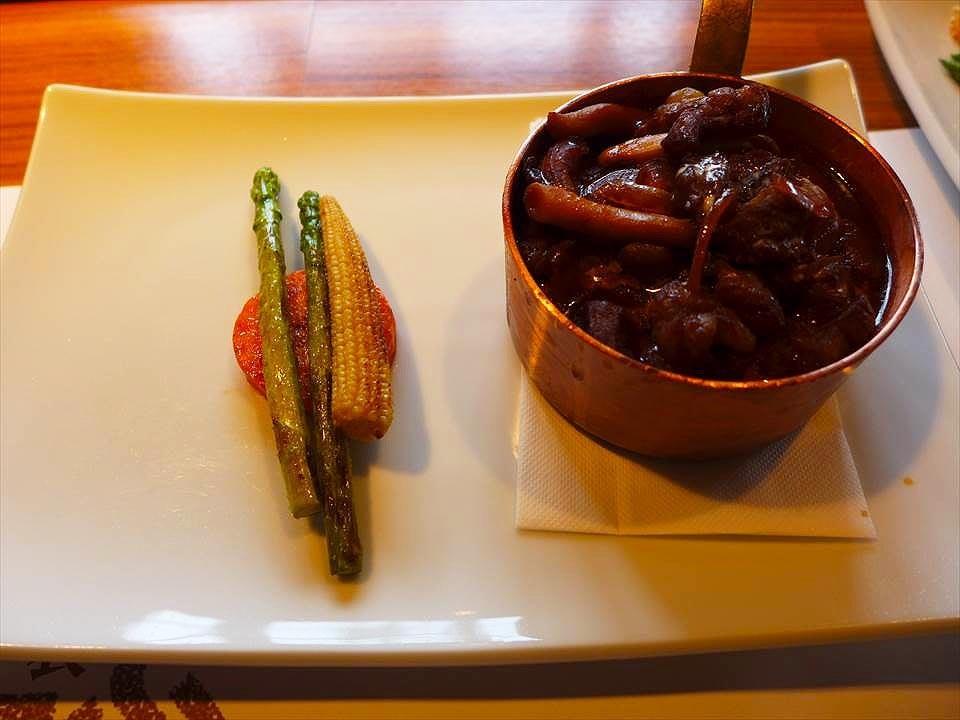 羽衣Beef亭-漢堡排午間套餐
