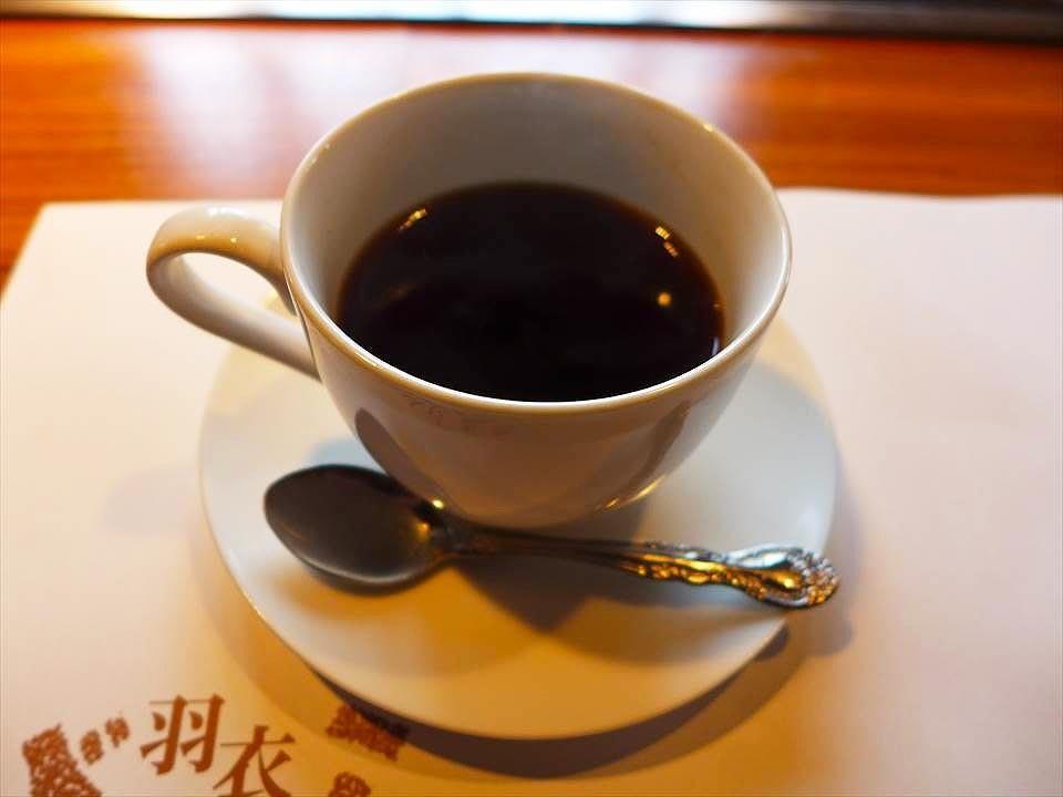 羽衣Beef亭-餐後咖啡